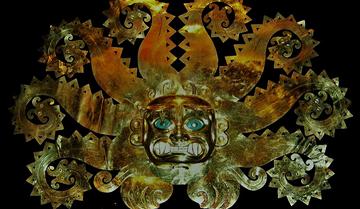 Caral Museo de Oro