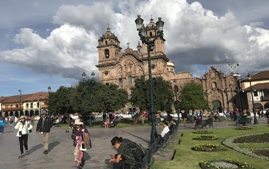 plaza_cusco_ecoamericaperu